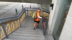 Rama VIII Bridge, Bangkok Bicycle Tour, Thailand