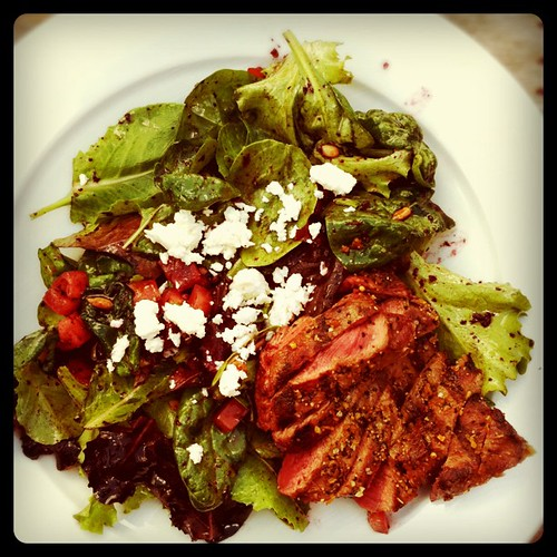 Broken City Steak Salad | by michellette