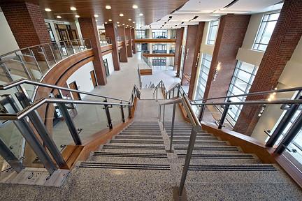Student Union Interior 10