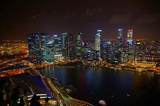 2012-06-17 06-30 Singapore 032 View from Marina Bay Sands | by Allie_Caulfield