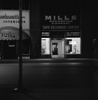Mills Recording Company - 161 N Michigan Ave - Chicago - Sept 1961 | by lairdascott