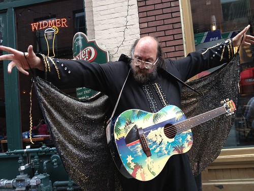 Elvis Impersonator in Portland | by Ryan Harvey