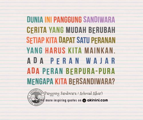 All Sizes Panggung Sandiwara Achmad Albar Flickr