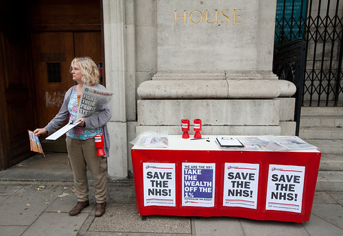 Reclaiming the NHS | by Eyes on Rights Humanitarian Photography