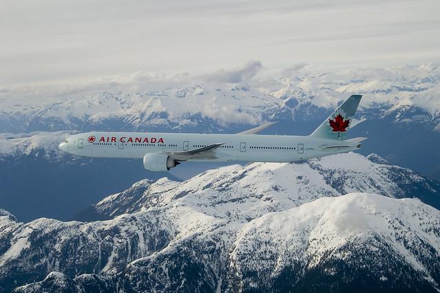 Air Canada Named 'Best International Airline in North America'