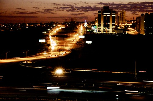 city light sunset cars night traffic cloudy rafael campinas odc soares ourdailychallenge