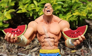 Sagat Watermelon | by ME_Counterpunch