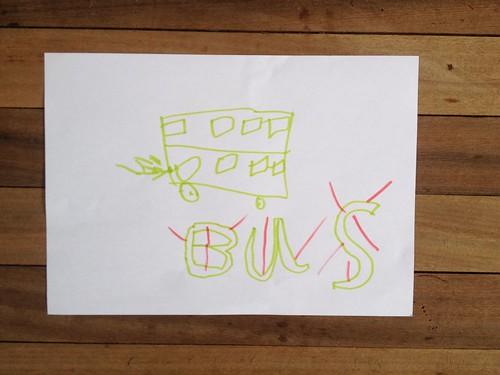 Day 98 - Bus | by Ben Terrett