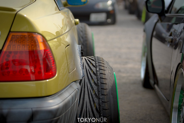 WEKFEST 2016 Preparation Car Meet  at  Times Parking