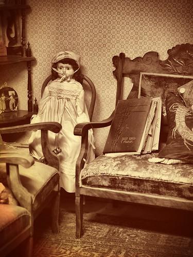 The Haunted Doll   by Cowlishaw