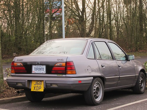 1992 Pontiac LeMans 2.0 Saloon. | by bramm77
