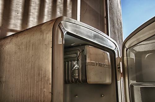 Retro Fridge-Freezer | by Andrew_Dempster