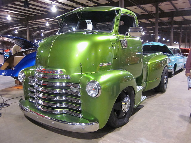 1947 Chevy COE Pickup