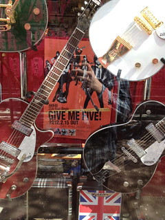 Selling guitars with AKB48... | by kalleboo