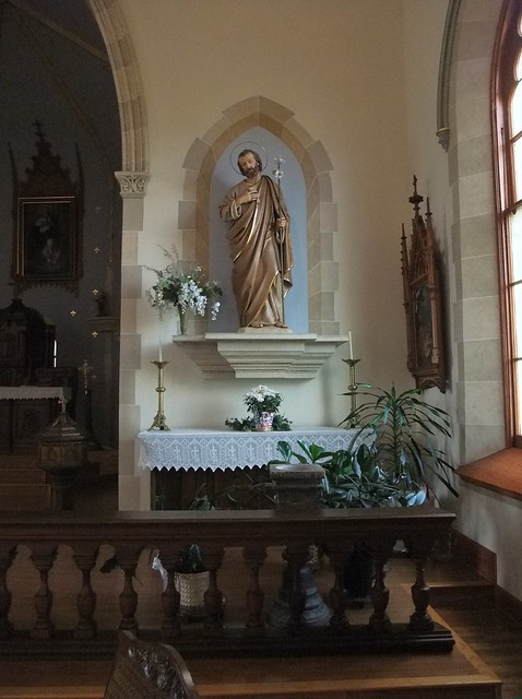 Immaculate Conception Catholic Church, Kaskaskia, IL