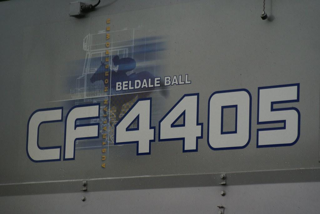 Beldale Ball by David Kimpton