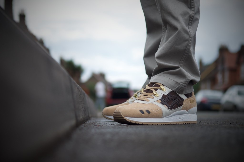 check out 9763d e3895 Asics Gel Lyte III x Woei Cervidae | Philip Clark | Flickr