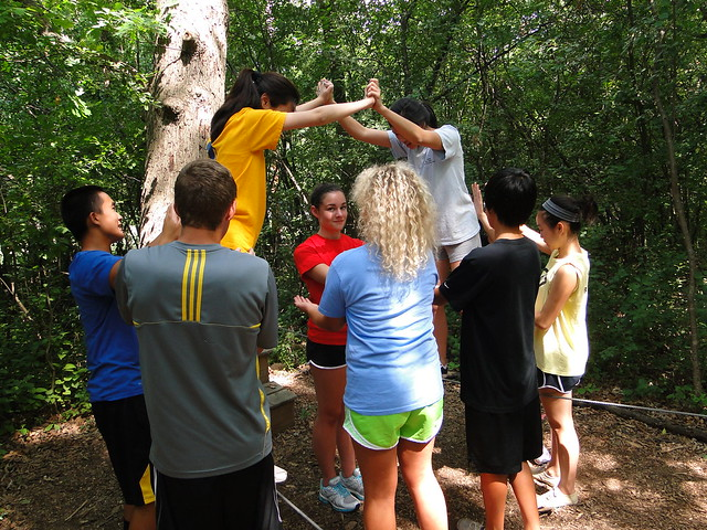 Leadership Challenge Course