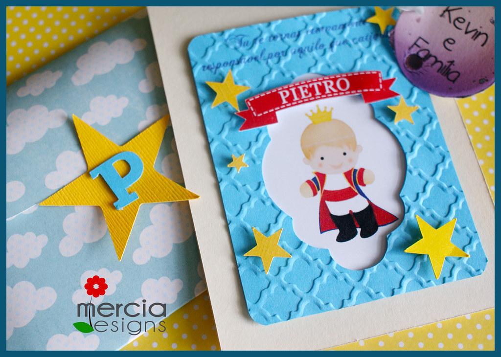 445 The Little Prince Invitation Mercia Designs Flickr