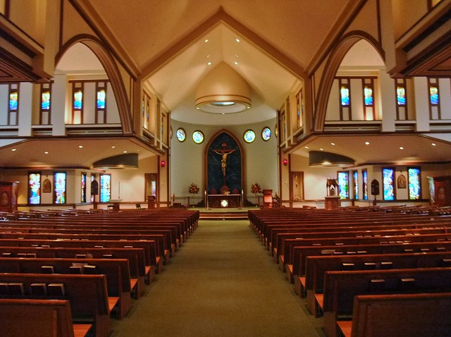 Sts. Peter & Paul Catholic Church, Maryland Eastern Shore, Easton, MD