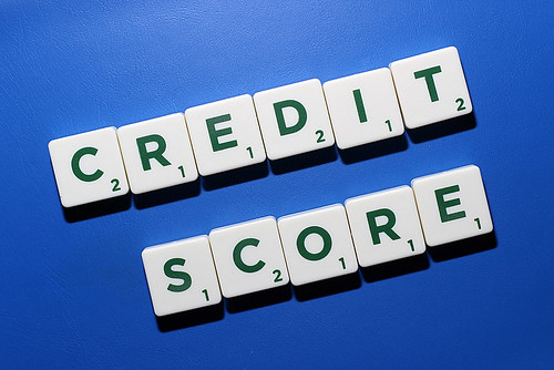 Credit Score - Blue | by cafecredit