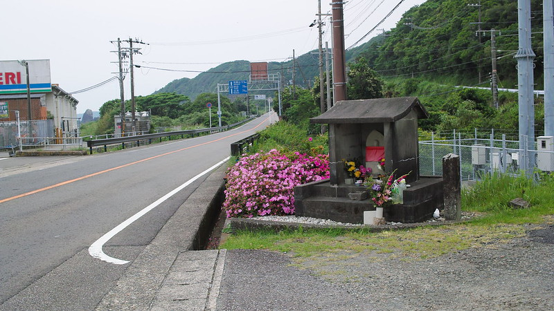 紀伊姫駅近く