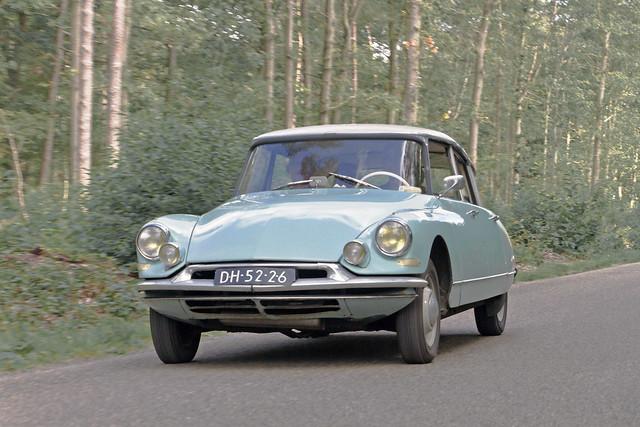 Citroën ID 19P 1962 (4245)