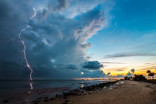 sunset summer sky storm beach june tampa spring nikon tampabay florida tokina d750 lightning fullframe fx storms causeway clearwater lightroom 2016 sr60 stateroad60 courtneycampbellcauseway jamesboone bentdavisbeach oldboone tokina1628 tokinaatx1628mmf28 nikond750 jamesboonephoto tokinaatx1628mmf28fx