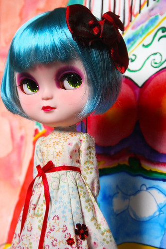 Art Girl ☆ADAW 25/52☆ | by Antique Wolf