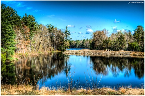 lake water newengland rochesternh d5100