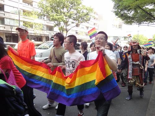 Tokyo Rainbow Pride 2012 | by decayoftheangel