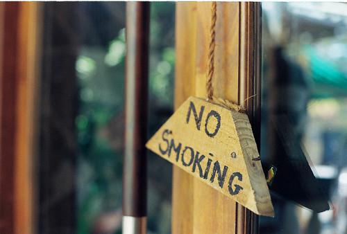 No Smoking @ LIB | by Khánh Hmoong