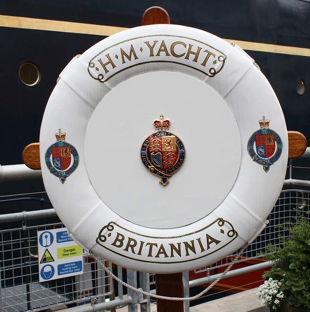 H M Yacht Britannia