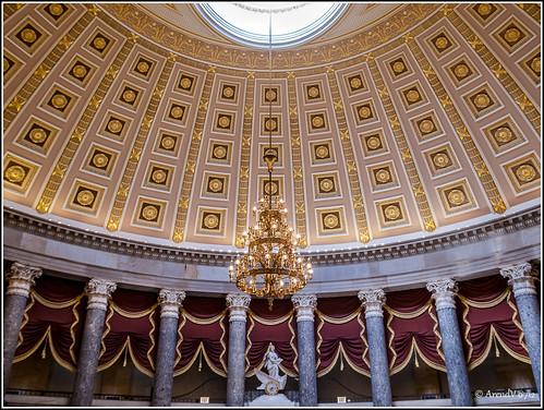Washington inside Capitol Hill | by Arend Vermazeren