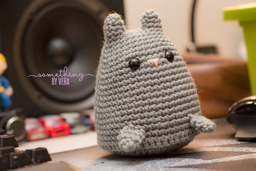 Dumpling Kitty | by somethingbyvera