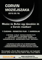2012. április 18. 10:25 - Corvin moziéjszaka