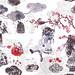 Illustrations+artwork for textile design