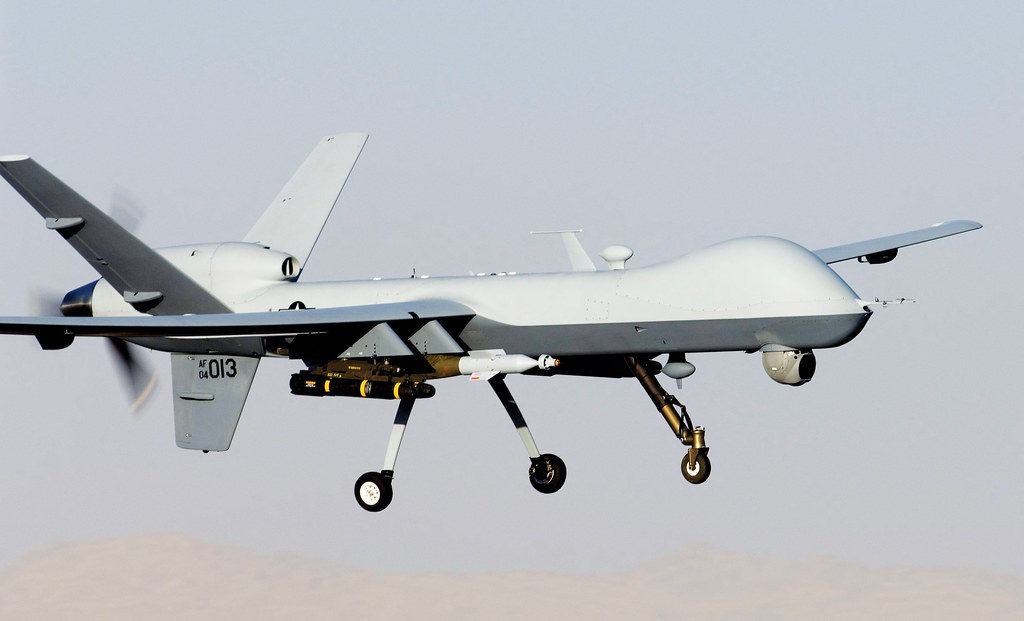 MQ-9 Reaper | MQ-9 Reaper Primary function: Unmanned hunter/… | Flickr