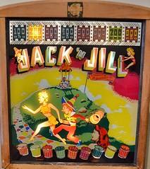 Jack and Jill Backglass