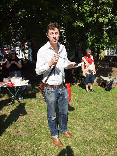 Ainsley Garden - July Barbecue | by wirewiper