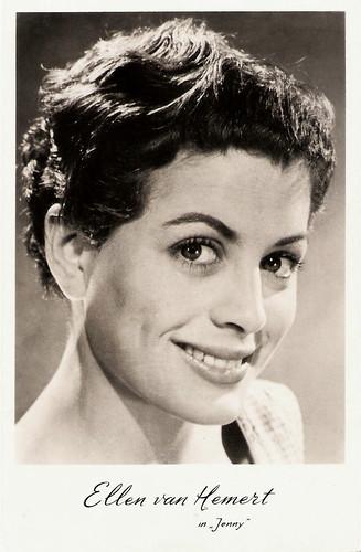 Ellen van Hemert in Jenny (1958)