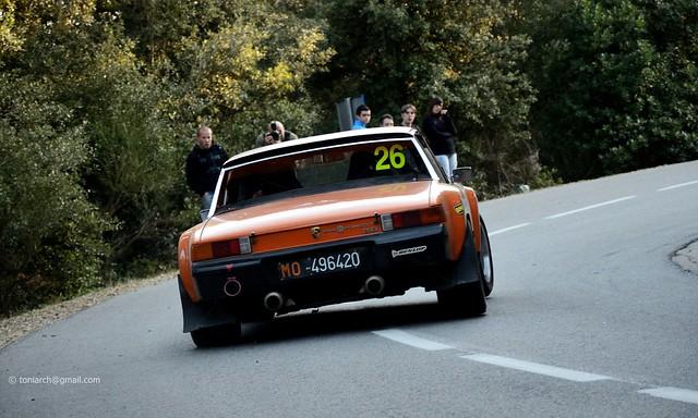 26 PORSCHE 914/6 . 2014  62 Rally Costa Brava 1868ej