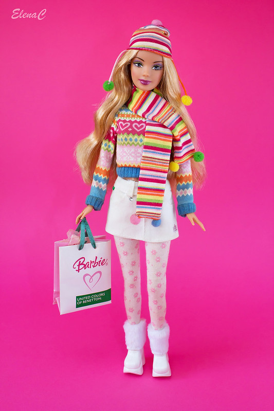 Barbie loves Benetton - Stockholm