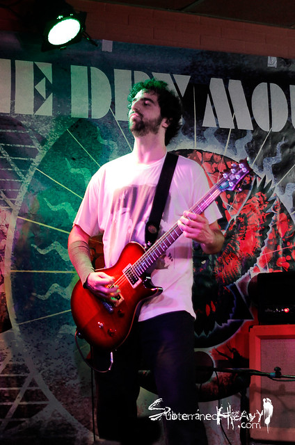 THE DRY MOUTHS + ROSY FINCH + ANGRY DOGS – Valencia – 11/04/2014 -