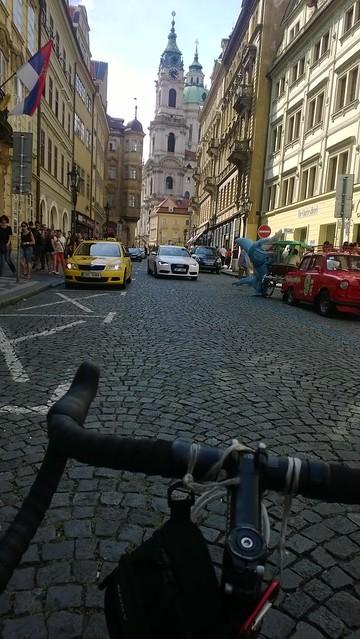 Rybník Váša to Prague