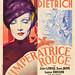 The Scarlett Empress, 1932 by ammersmif'd