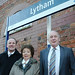 Len, Brenda & Tim at Lytham Train Station flickr image-8