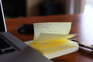 To-Do List on a Post-It Note | by justin_levy
