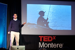 Alan Lovewell - then and now | by TEDxMonterey