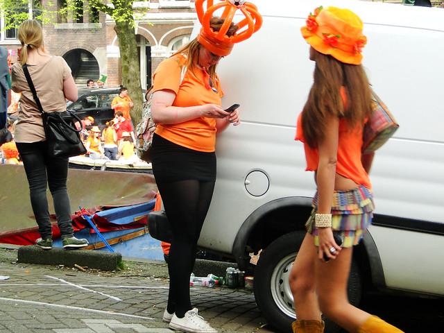 Queensday 2012 - Contrast